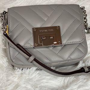 MICHAEL Michael Kors Gray Crossbody Bag